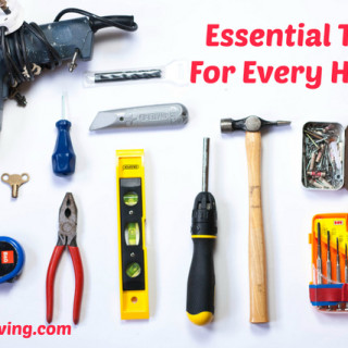 Essential tools for every home