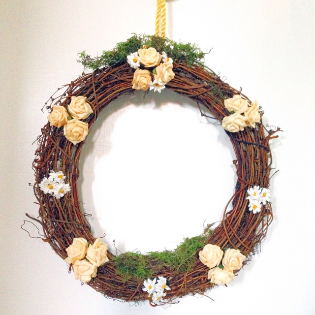 Spring into Easter Wreath
