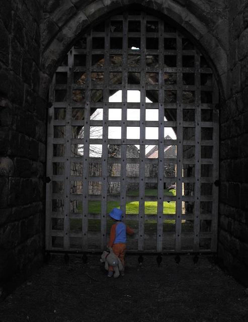 11 Etal castle