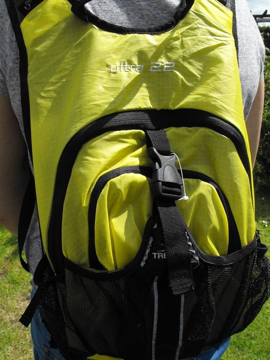Ultra rucksack