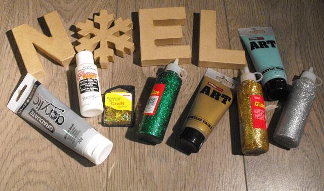 12. Noel materials