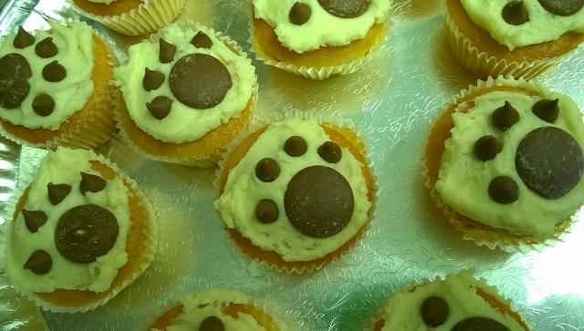 02 bear paw cupcakes