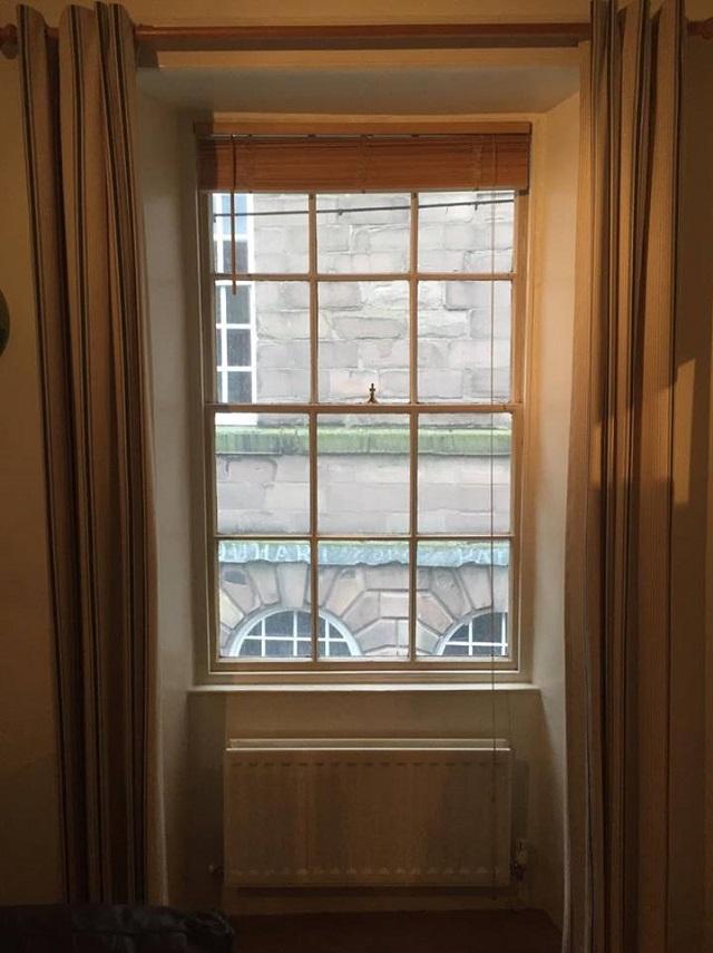 09 wooden window
