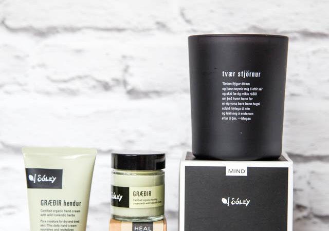 Sóley – Organic Icelandic Skincare