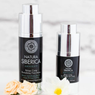 Natura Siberica Royal Caviar Eye Cream & Serum