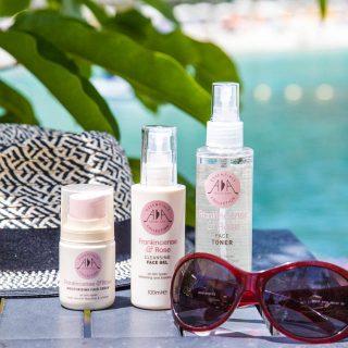 AA Skincare - Hydrating & Toning Face kit