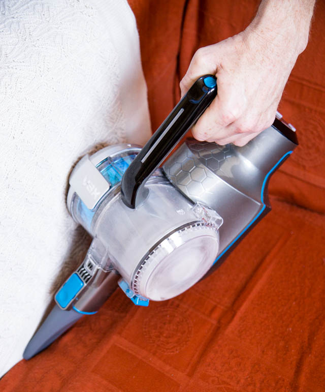 The Vax Blade cordless vacuum cleaner - crevice tool