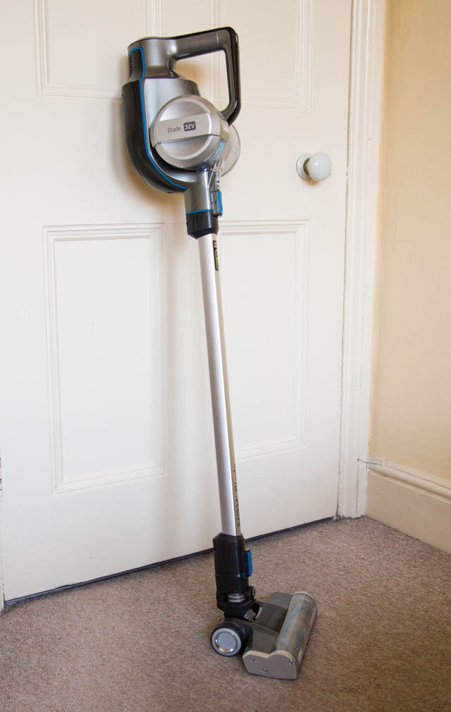 The Vax Blade cordless vacuum cleaner